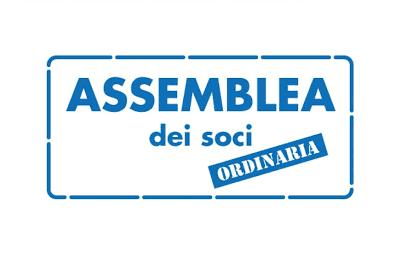 Convocazione assemblea generale ordinaria