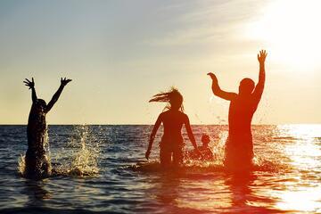 Ferragosto 2018 a Cervia in pensione completa e spiaggia