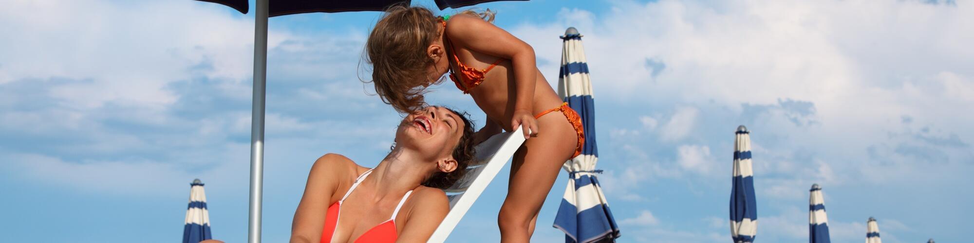 Vacanze di agosto 2020 in hotel di Cervia con area relax