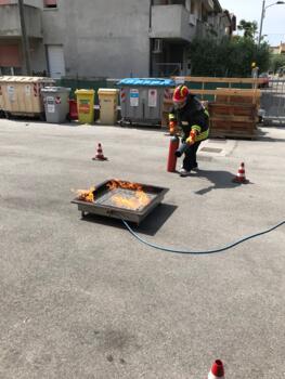 Corso Pratico Antincendio