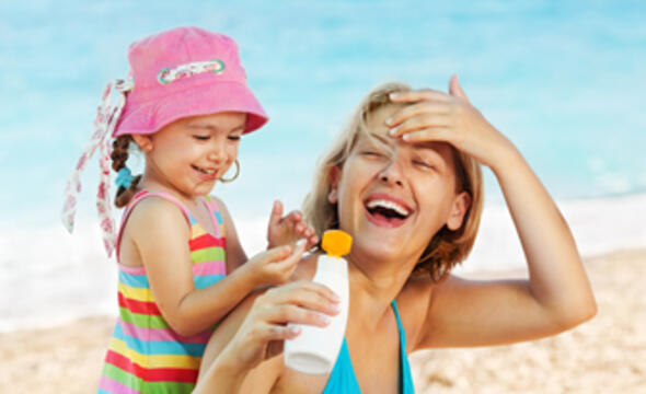 June Offer for single parents at hotel in Riccione with swimming pool