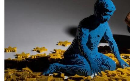FOREVER YOUNG  MOSAICI DI  LEGO