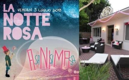 NOTTE ROSA -