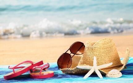 Promozione   agosto in residence a Marina di Ravenna con spiaggia
