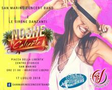 17 LUGLIO 2018 - San Marino