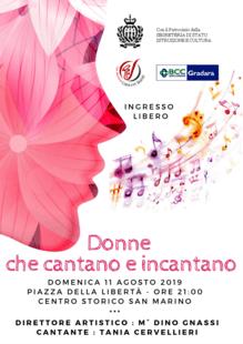 11 AGOSTO 2019 - San Marino