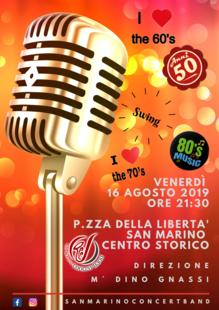 16 AGOSTO 2019 - San Marino