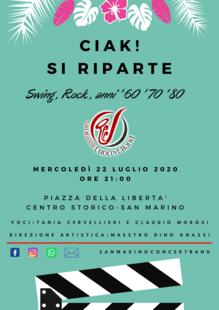 22 LUGLIO 2020 - San Marino