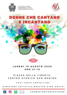 10 AGOSTO 2020 - San Marino