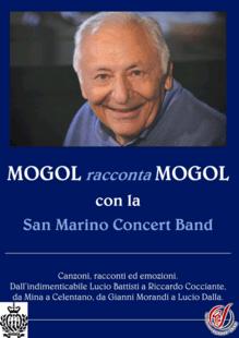 6 LUGLIO 2021 MOGOL racconta MOGOL