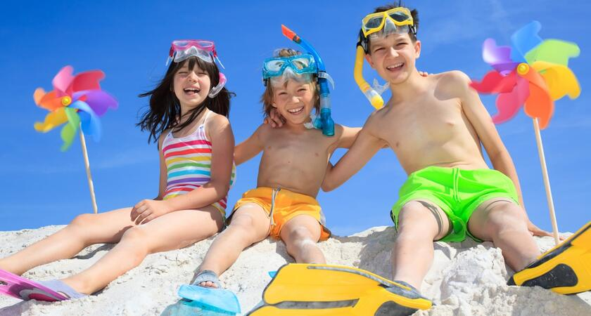 Ferragosto Offer in Rimini hotel with entertainment and services for children