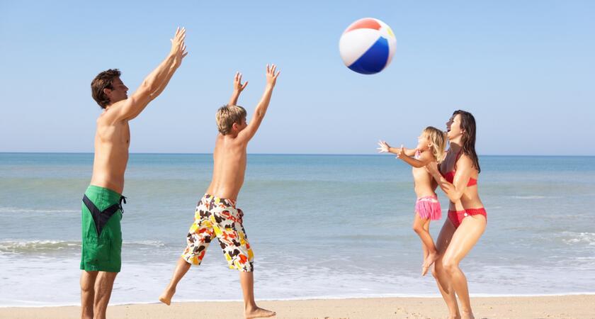 VORABBUCHUNG-Spezial: Angebot Juni für Familien im Hotel, Rimini