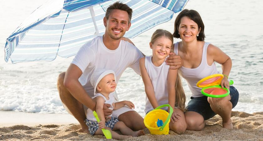 Mid-June Offer by Rimini Hotel with Swimming Pool, Family Discounts and Animated Cakes Evening