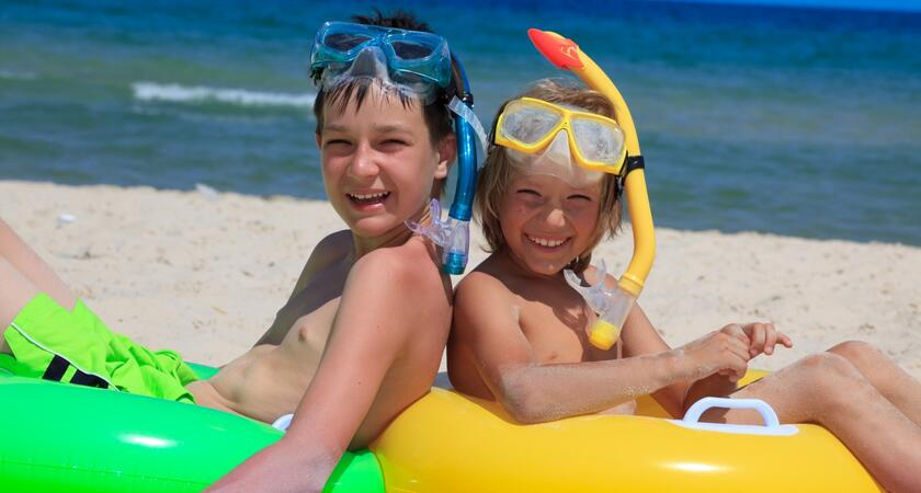 2nd Week August Offer in Rimini hotel with discounts for children