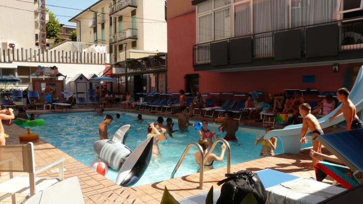 Offerta Vacanze Settembre Bimbo Gratis in Hotel Rimini All Inclusive