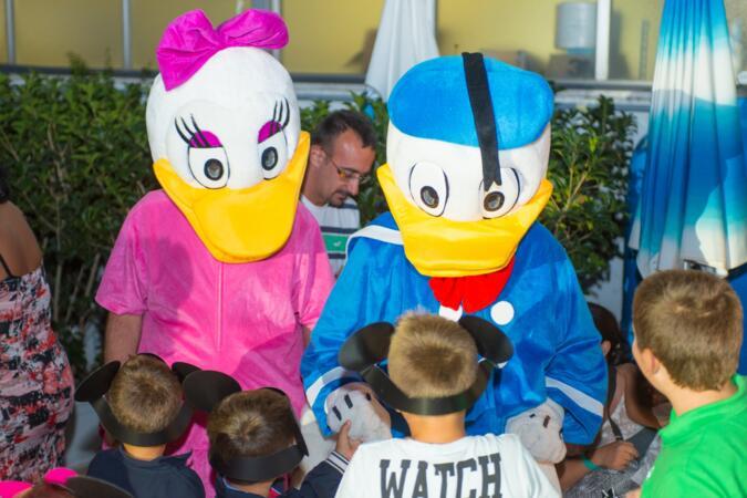Offre Pont 25 Avril All Inclusive à Rimini avec animation, parc gratuit et réductions pour enfants