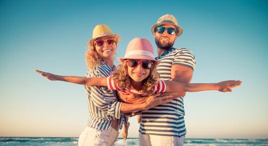 Angebot Hotel All Inclusive Juni Cesenatico mit Pool, Strand und Animation