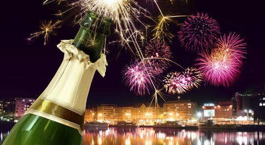 A special Happy New Year offer in Cesenatico