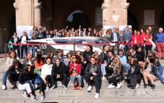 Rimini festeggia Emilia 4, l'auto solare vincitrice dell'American Solar Challenge