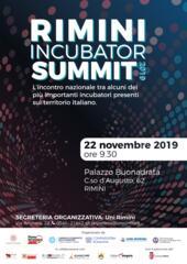 Rimini Incubator Summit 2019