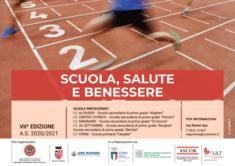 Progetto Scuola, Salute e Benessere edizione 2020/2021