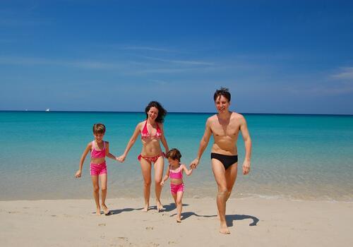 Angebot Juli Rimini Hotel direkt am Meer