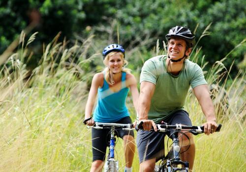 Offre Cyclotourisme Mai Juin et Septembre à vélo Hôtel Rimini