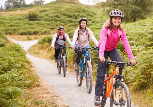 Spécial Cyclotourisme: Forfait Hôtel + Tours à vélo