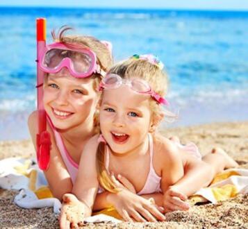 Settembre Low-Cost a Rimini al mare con la tua famiglia! Spiaggia privata inclusa e bambini gratis!