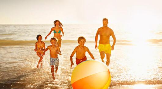 Offerta Inzio Agosto Pensione Completa a Rimini al mare con SPIAGGIA GRATIS!!! Vacanza sicura