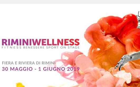 Offer Fitness Fair and Wellness Hotel in Rimini on the sea near the Fair, with Free Beach