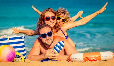 Offerta Fine Giugno a Rimini in Hotel Fronte Mare con Animazione e Spiaggia