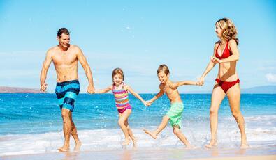 Offerta pensione completa Luglio a Rimini in Hotel sulla Spiaggia con Piscina e Animazione