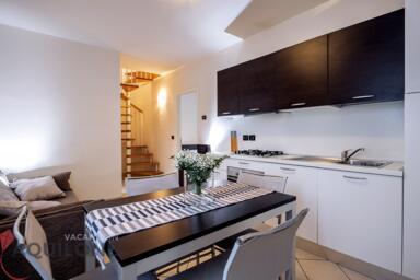 appartamento su 2 livelli per famiglie di 6 persone in affitto per le vacanze a Riccione - OLIVT3