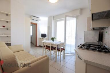 holiday studio flat for families of 4 for rent in Riccione - RAFP