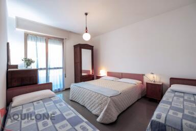 grande appartamento per famiglie con 9 posti letto in affitto per le vacanze a Riccione - BERN