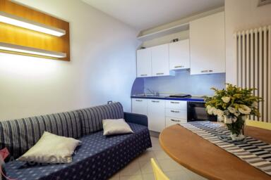 Holiday studio for 2 people for rent in Riccione - TANC2