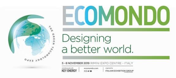 ECOMONDO  | Fiera Internazionale del Recupero di Materia ed Energia e dello Sviluppo Sostenibile