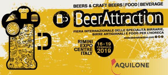 BEER ATTRACTION + Food Attraction + BBTech Expo | birra, cibo e tecnologie