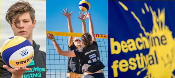 BEACHLINE FESTIVAL |  Beach Volley Tournaments, Sport, Entertainment, Fun & Party