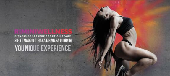 RIMINIWELLNESS + FOODWELL EXPO | Fitness, Wellness und Sport | YOUNIQUE EXPERIENCE