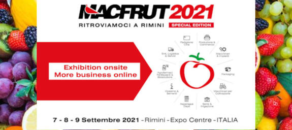 MACFRUT Ortofrutta, Fruit & Veg Professional Show   SPICE & HERBS Spezie ed Erbe Global Expo
