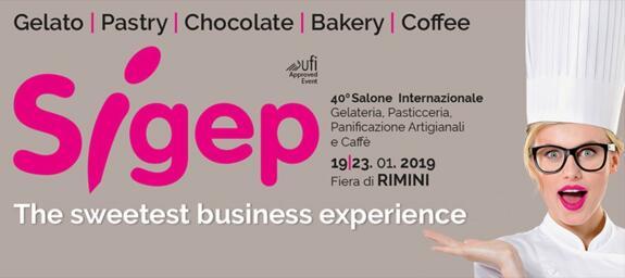 SIGEP | Salone Internazionale Gelateria, Pasticceria e Panificazione artigianali | Gelato World Tour