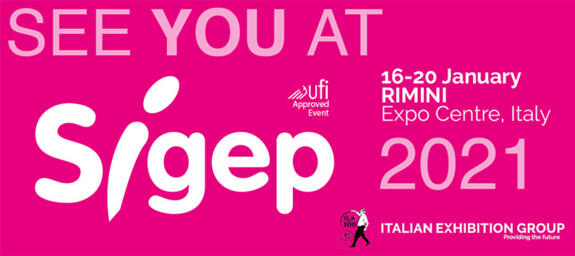 SIGEP | International Ice Cream, Confectionery and Bakery Exhibition | Ice Cream World Tour