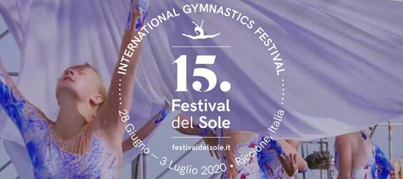 FESTIVAL DEL SOLE | a Riccione la più grande rassegna internazionale di ginnastica del Mediterraneo