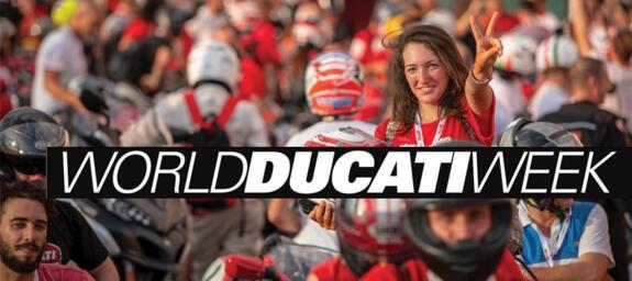 WDW World Ducati Week | Erlebe das größte Ducati Treffen der Welt