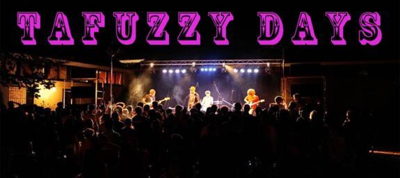 TAFUZZY DAYS | Festival di musica Rock indipendente, concerti, mostre, installazioni, ristorazione