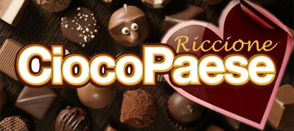 CIOCOPAESE RICCIONE    pasticceria, dolci, liquori e cosmetici al cioccolato   Festa in Paese