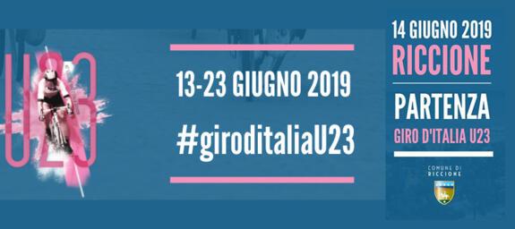 GIRO D'ITALIA U23 | parte da RICCIONE il futuro del CICLISMO internazionale