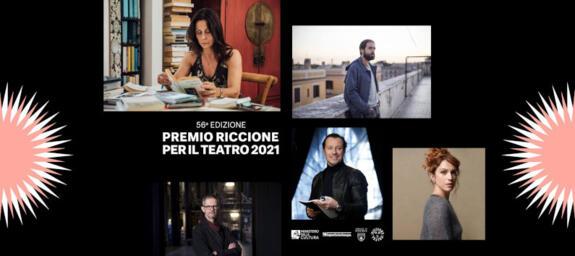 PREMIO RICCIONE PER IL TEATRO E PREMIO PIER VITTORIO TONDELLI concorso italiano di drammaturgia